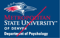 MSU Denver - Department and Program -Misuse - unapproved