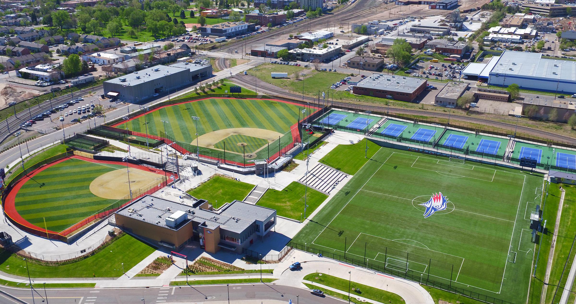 Athletic Regency Complex