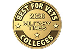 Best for Vets award icon