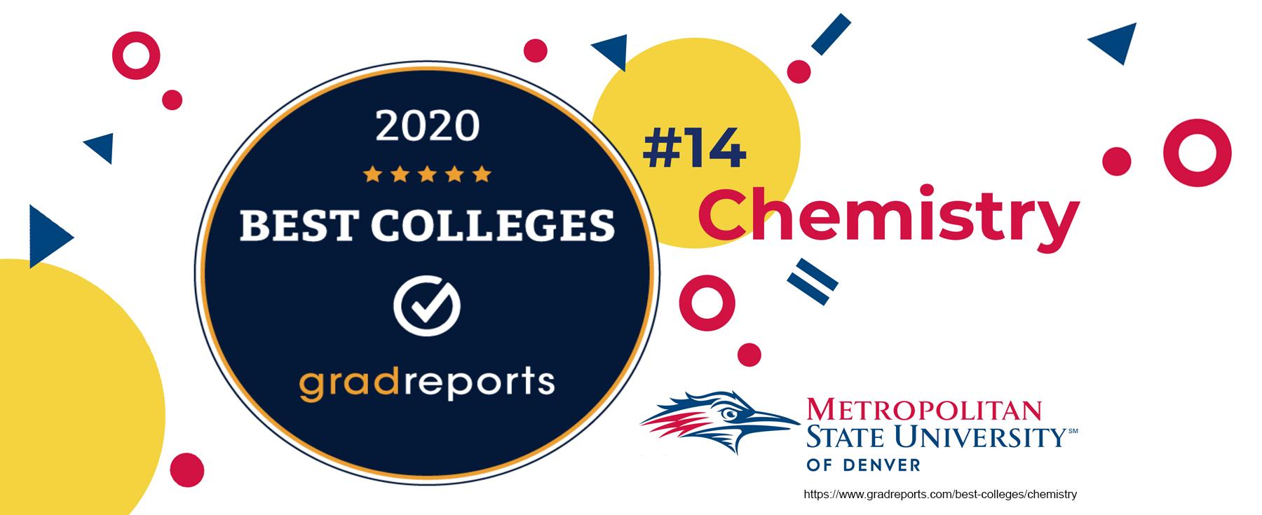 Chemistry Program Honors