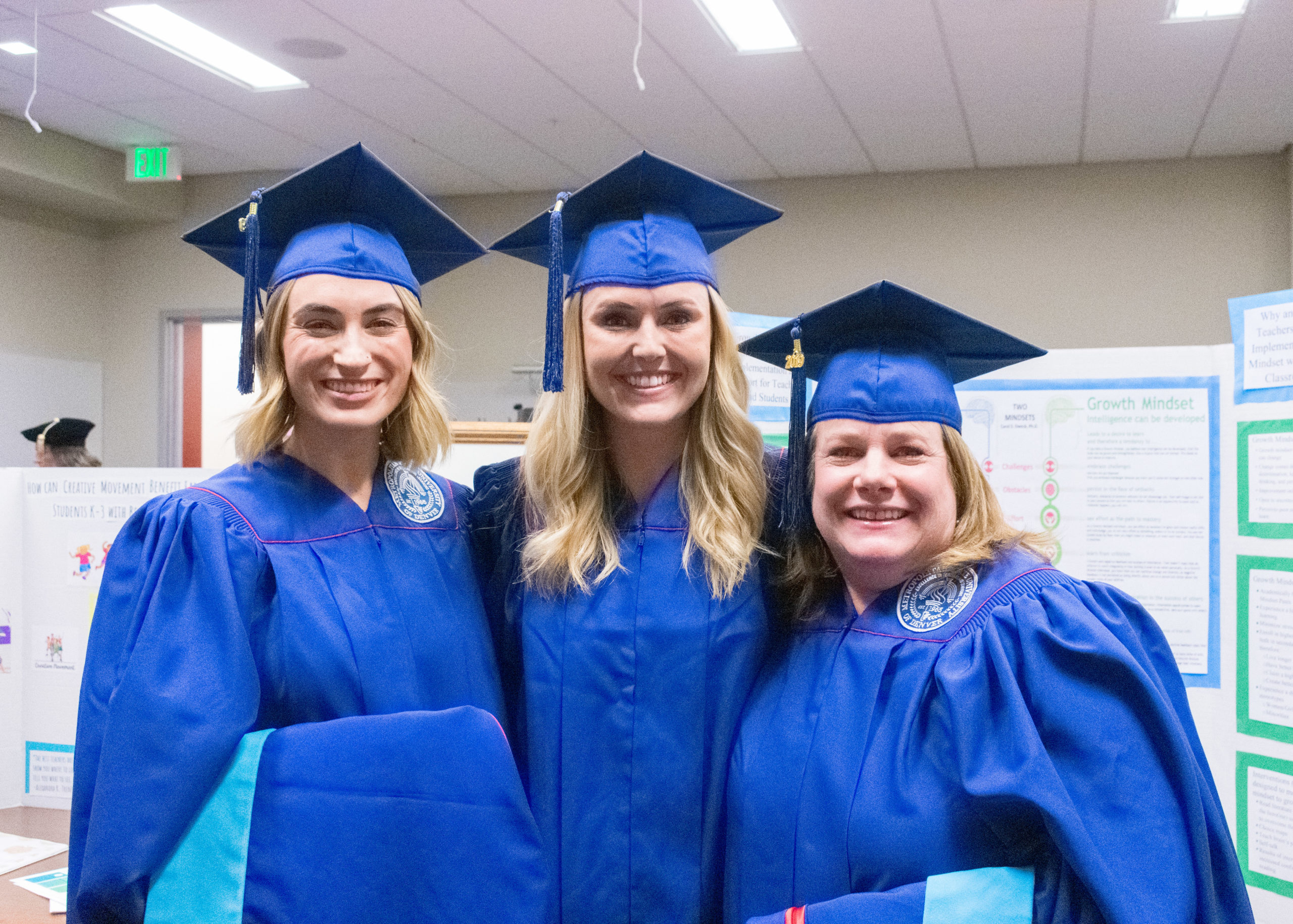 Master's in Education Capstone and Hooding