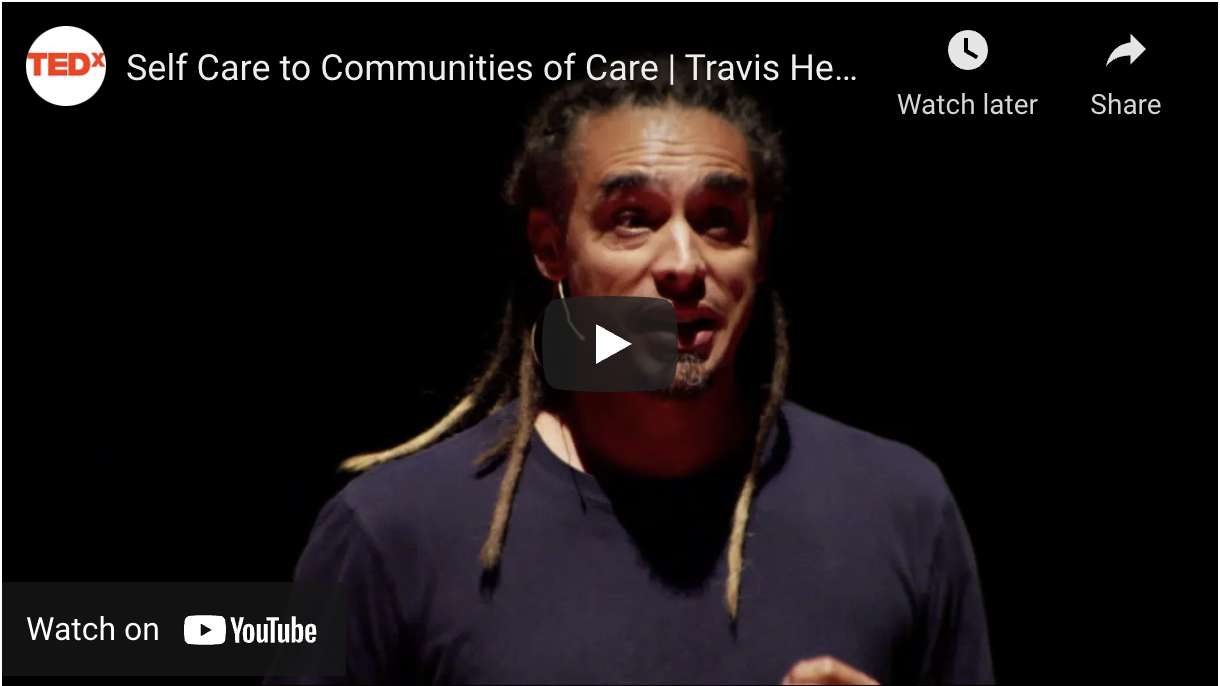 Thumbnail: TEDx MSU Denver: Self-care to communities of care