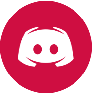 Red Discord icon