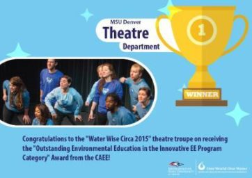 Theatre Award for OWOW